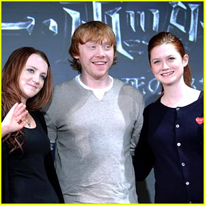 Rupert Grint Takes Over Tokyo