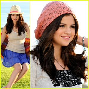Selena Gomez: Spring Dream Out Loud Photo Shoot!