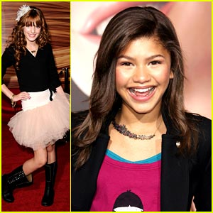 Zendaya & Bella Thorne: Tangled Twosome