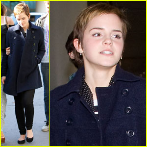 Emma Watson: LAX Landing