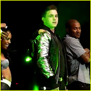 Jesse McCartney: Jingle Jam Performances!