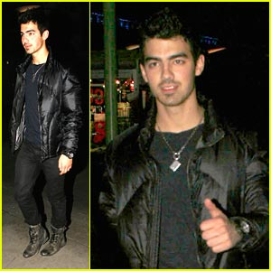 Joe Jonas: All About Winston!