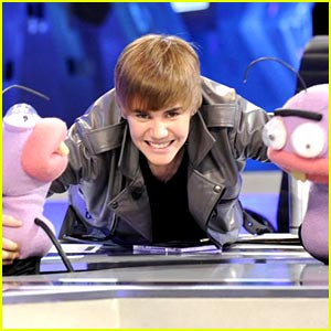 Justin Bieber on 'El Hormiguero' -- VIDEOS!