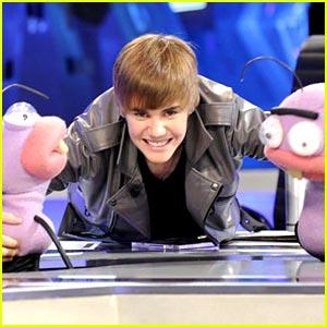 Justin Bieber on 'El Hormiguero' -- VIDEOS!