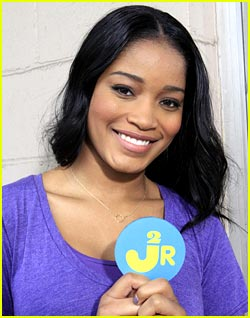 Keke Palmer: 'The Big Help' Shoot!