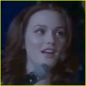 Leighton Meester 'Gives in to' Garrett Hedlund