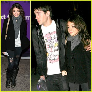 Sarah Hyland is 'Next To Normal'