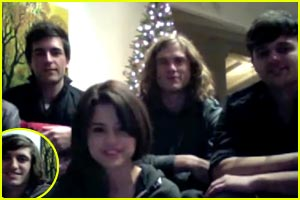 Happy Holidays from Selena Gomez & The Scene!