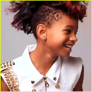 Willow Smith: 'Rockstar' Song Snippet!