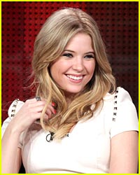 Catch Up with Ashley Benson