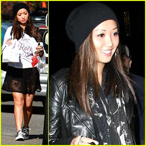 Brenda Song: Bakery Beautiful