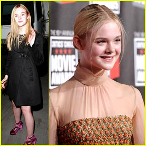 Elle Fanning: I'm Scared of Dakota's Driving!