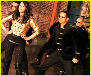 Jasmine V: Behind The Scenes on 'All These Boys'