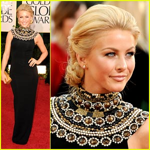 Julianne Hough is Marchesa Marvelous