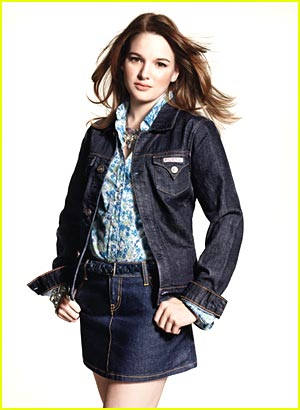 Kay Panabaker Goes For the Mini