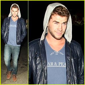 Liam Hemsworth: Eden Nightclub Guy