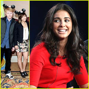Naomi Scott: Lemonade Mouth TCA Panel with Adam Hicks