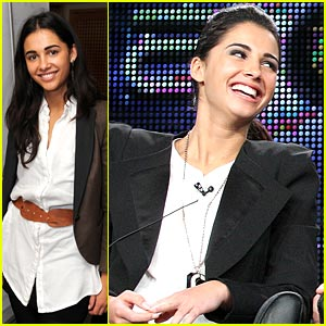 Naomi Scott: 'Terra Nova' at the TCA