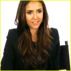 Nina Dobrev: A 'Vampire Diaries' Movie?