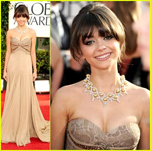 Sarah Hyland: Golden Globe Awards 2011!