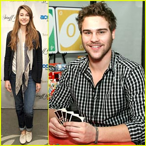 Shailene Woodley & Grey Damon: 'Stuff You Must' Mates
