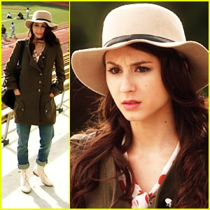 Troian Bellisario: Mix &#038; Match Like Spencer Hastings