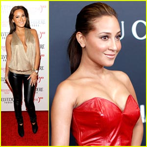 Adrienne Bailon: Red Hot Roc