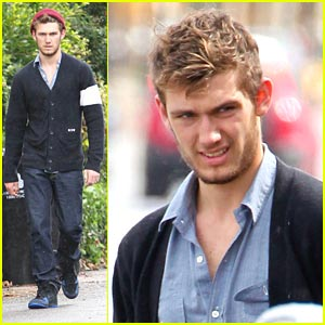 Alex Pettyfer: 'Mortal Instruments' vs. 'Hunger Games' Debate Continues!