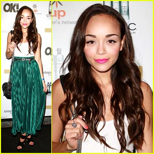 Ashley Madekwe Celebrates Women in Music