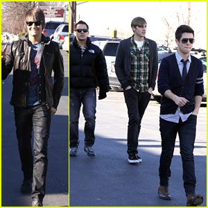 Big Time Rush: Washington Walkers