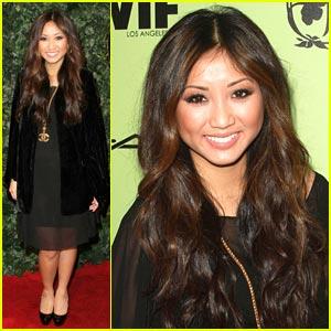 Brenda Song: QVC Cutie!