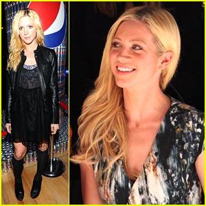 Brittany Snow: Fashion Week Woman