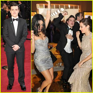 Josh Hutcherson - 2011 Oscars