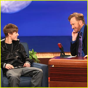 Justin Bieber on 'Conan' -- SNEAK PEEK!