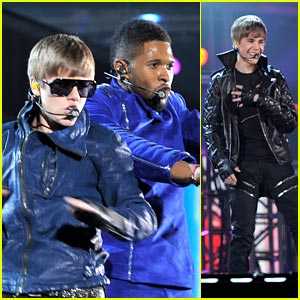 Justin Bieber: Grammy Awards 2011 Performance!