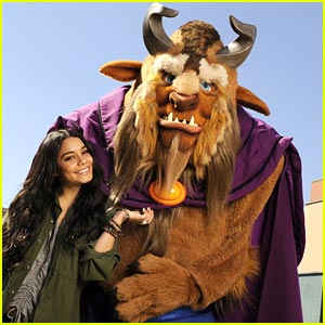 Vanessa Hudgens: Beauty & The Beast!