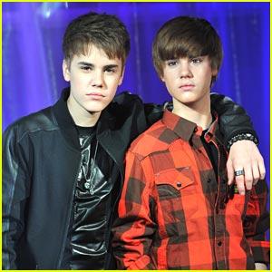 Justin Bieber Gets Waxed!