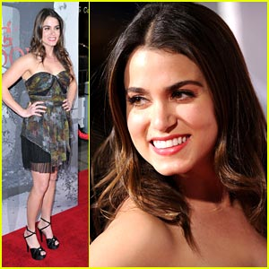 Nikki Reed: 'Red Riding Hood' Hottie