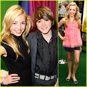 Peyton List: Diary of Wimpy Kid 2 Tops Box Office!