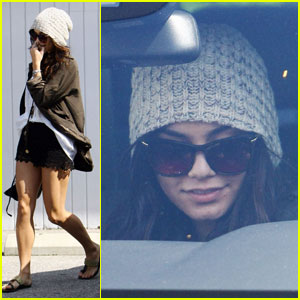 Vanessa Hudgens: Saturday in Studio City
