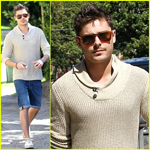Zac Efron: BLD Breakfast
