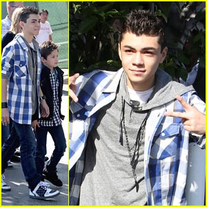 Adam Irigoyen: The Male Version of Selena Gomez?