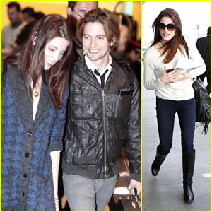 Ashley Greene &#038; Jackson Rathbone: Back For More Breaking Dawn