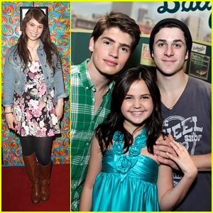 Bailee Madison & Katelyn Pippy: GBK Gifting Girls