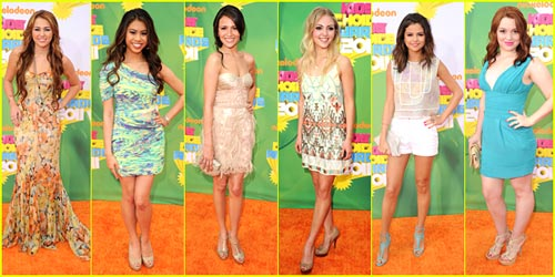 2011 Kids Choice Awards - Best Dressed Poll!