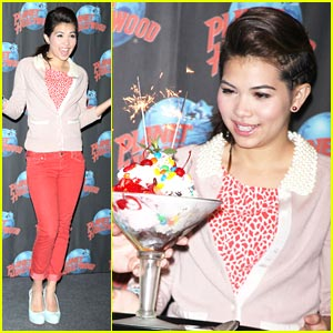 Hayley Kiyoko: Good Morning America on Monday!!!