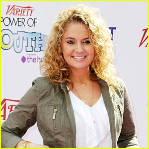 Tiffany Thornton is a Voice For Meningitis