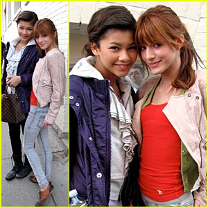 Zendaya &#038; Bella Thorne: Toronto Twosome