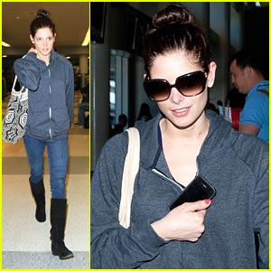 Ashley Greene: Finishing Twilight is Like Graduating High School