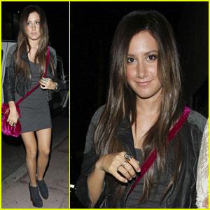 Ashley Tisdale: Love Livin' in Cali!